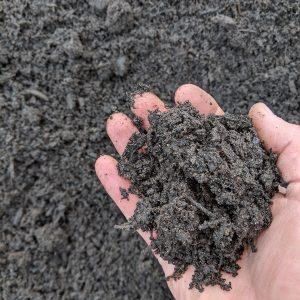 Organic top soil